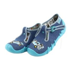 Befado Kinderschuhe 110P320 blau 5