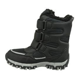 Kappa Great Tex Boot Jr 260558T-1115 Schuhe schwarz 1
