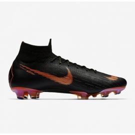 Fußballschuhe Nike Mercurial Superfly 6 schwarz schwarz 3