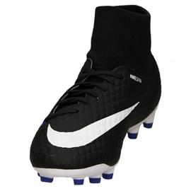 Fußballschuhe Nike Hypervenom Phelon 3 Df Fg M 917764-002 schwarz schwarz 3