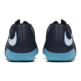 Hallenschuhe Nike HypervenomX Phelon Iii Ic marine marine, blau 2