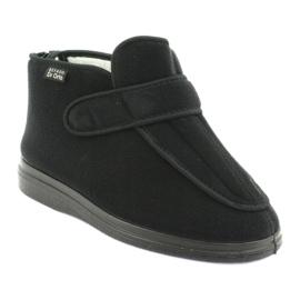 Befado Schuhe DR ORTO 987D002 schwarz 2