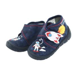 Befado Kinderschuhe 529P057 marine 4