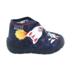Befado Kinderschuhe 529P057 marine 1