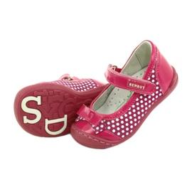 Mädchenballerinas Ren But 1405 pink 5