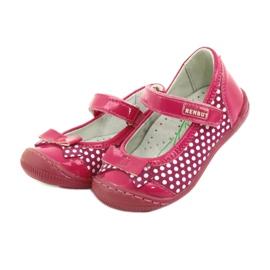 Mädchenballerinas Ren But 1405 pink 3