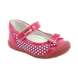 Mädchenballerinas Ren But 1405 pink 1