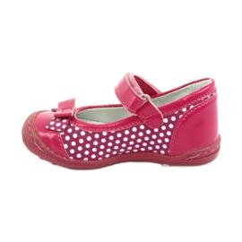 Mädchenballerinas Ren But 1405 pink 2