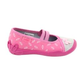 Befado Kinderschuhe 116X234 pink 2