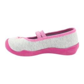 Befado Kinderschuhe 116X234 pink 4