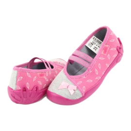 Befado Kinderschuhe 116X234 pink 6