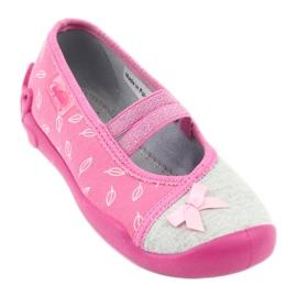 Befado Kinderschuhe 116X234 pink 3