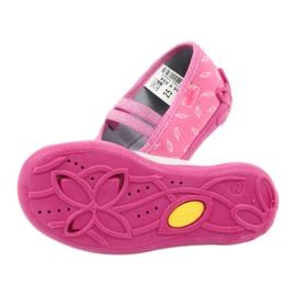 Befado Kinderschuhe 116X234 pink 7