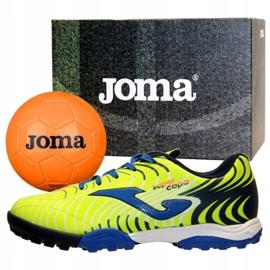 Joma Super Copa Jr 2011 Tf Jr SCJS.2011.TF Fußballschuhe gelb gelb 2