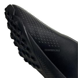 Adidas Predator 20.3 Ll Tf Jr FV3118 Schuhe schwarz schwarz 5