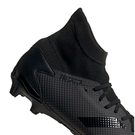 Adidas Predator 20,3 Mg M FV3156 Schuhe schwarz schwarz 6
