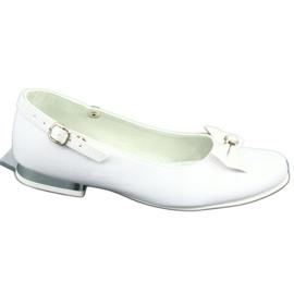 Weiße Miko 806 Ballerinas 4