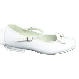 Weiße Miko 806 Ballerinas 5