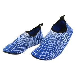 ProWater Wasserneopronstiefel blau 3