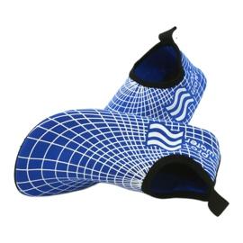 ProWater Wasserneopronstiefel blau 5