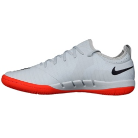 Nike MercurialX Finale II Hallenschuhe grau schwarz 1