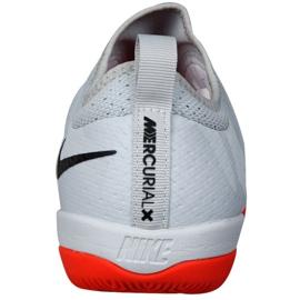 Nike MercurialX Finale II Hallenschuhe grau schwarz 2