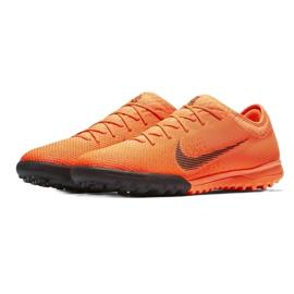 Nike Mercurial Vapor 12 Pro Tf M AH7388-810 Fußballschuhe orange orange 3