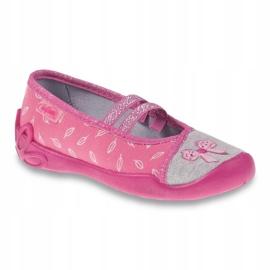 Befado Kinderschuhe 116X234 pink 1
