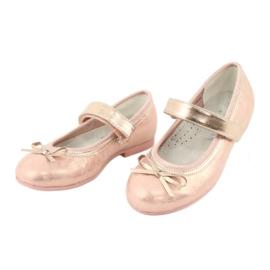 Golden Rose Ballerinas mit American Club Bogen GC02 / 20 3