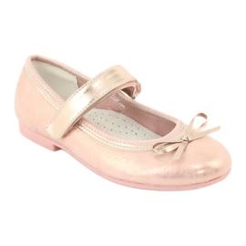 Golden Rose Ballerinas mit American Club Bogen GC03 / 20 1