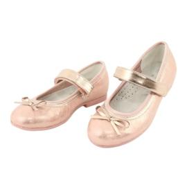 Golden Rose Ballerinas mit American Club Bogen GC03 / 20 3