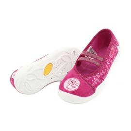 Befado Kinderschuhe 116X242 pink 4
