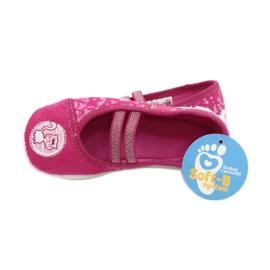 Befado Kinderschuhe 116X242 pink 6