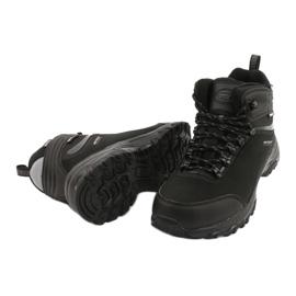 American Club Amerikanische Trekking-Softshell-Stiefel mit Membran schwarz 3