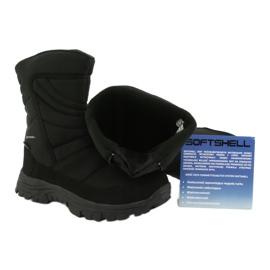 American Club Stiefel mit einer mit Vlies isolierten Membran schwarz 5