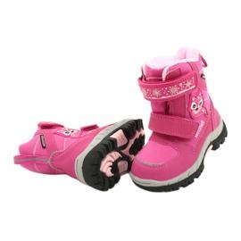 American Club Softshell Stiefel mit HL47 / 20 Pink Membran 3