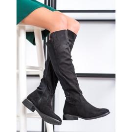 Anesia Paris High Heels schwarz 2