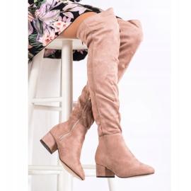 Fashion Pulver Musketiere pink 2