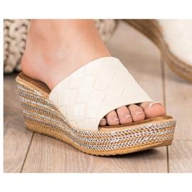Bona Flip-Flops beige 1