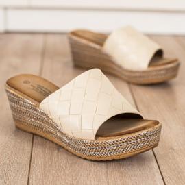 Bona Flip-Flops beige 2