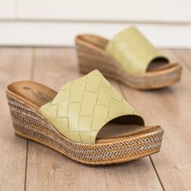 Bona Flip-Flops grün 2