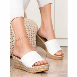Bona Flip-Flops weiß 1