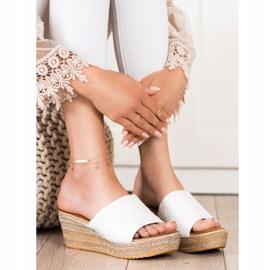 Bona Flip-Flops weiß 3
