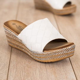 Bona Flip-Flops weiß 2