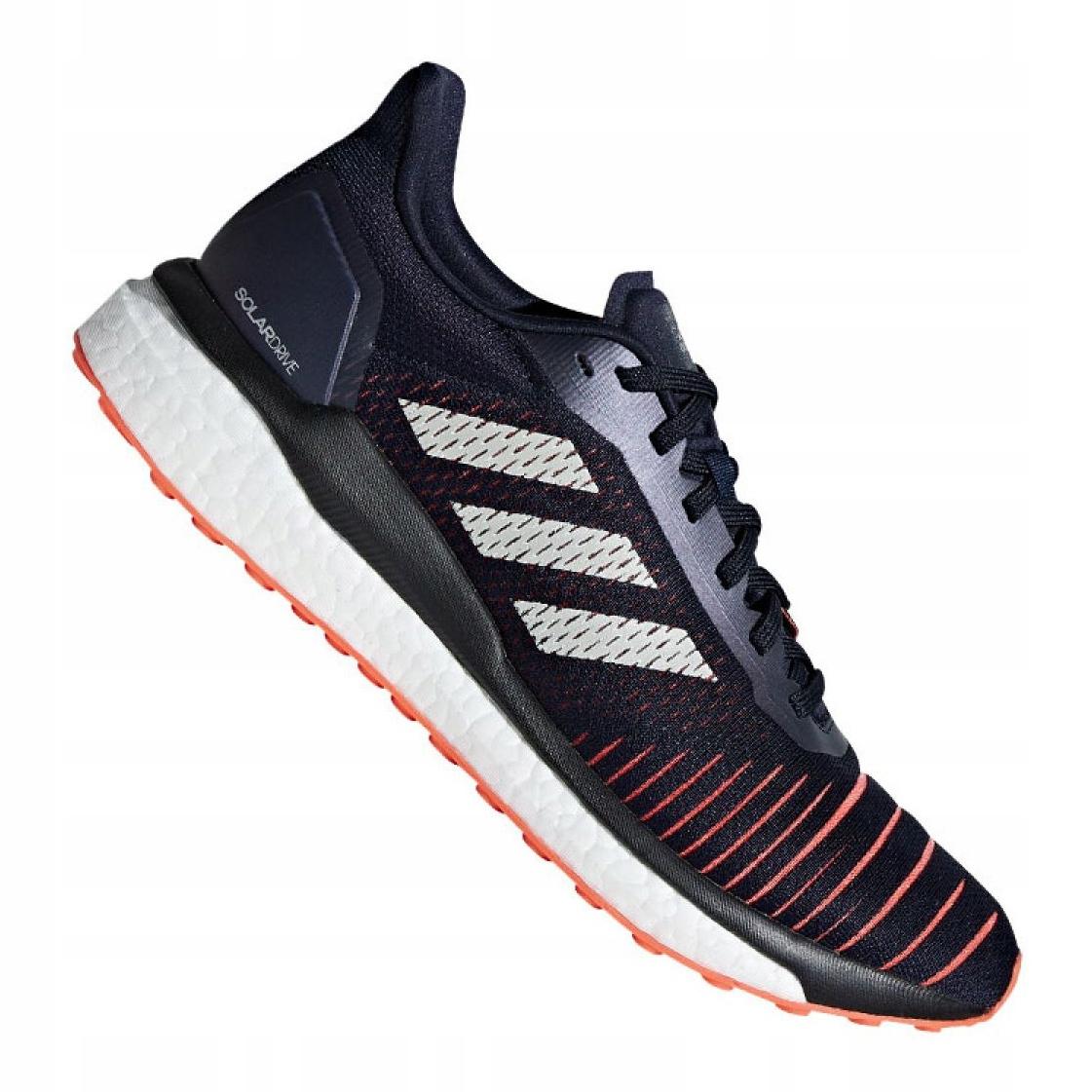 Adidas SportSchuhe LaufSchuhe Sneakers Running Shoes Boost Solar Drive Blau