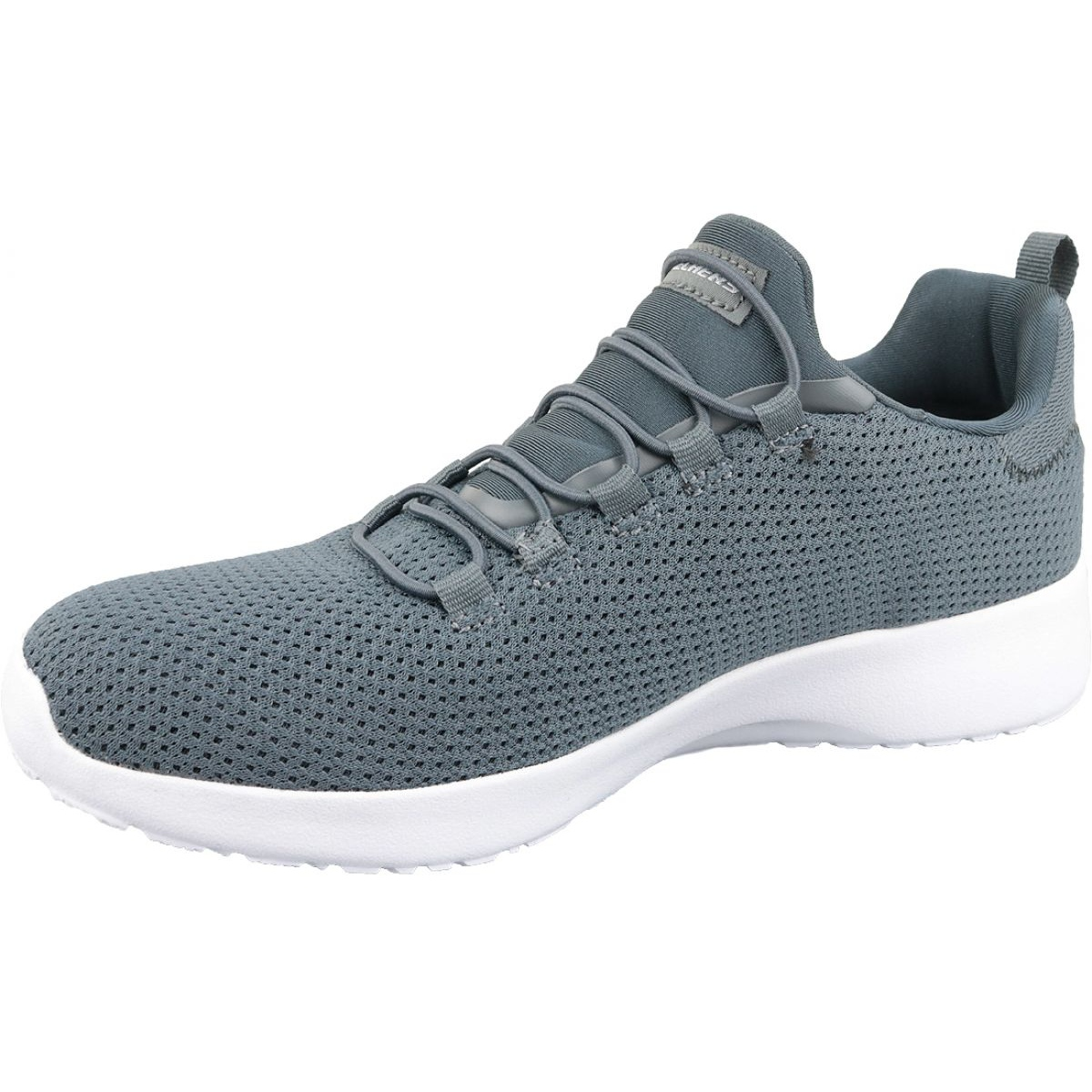 Details zu Skechers Dynamight M 58360 GRY Schuhe grau