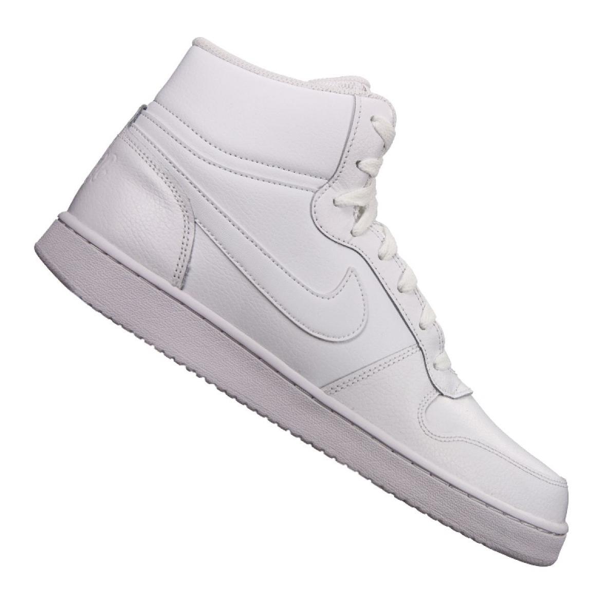 Details zu Nike Ebernon Mid M AQ1773 100 Schuhe weiß